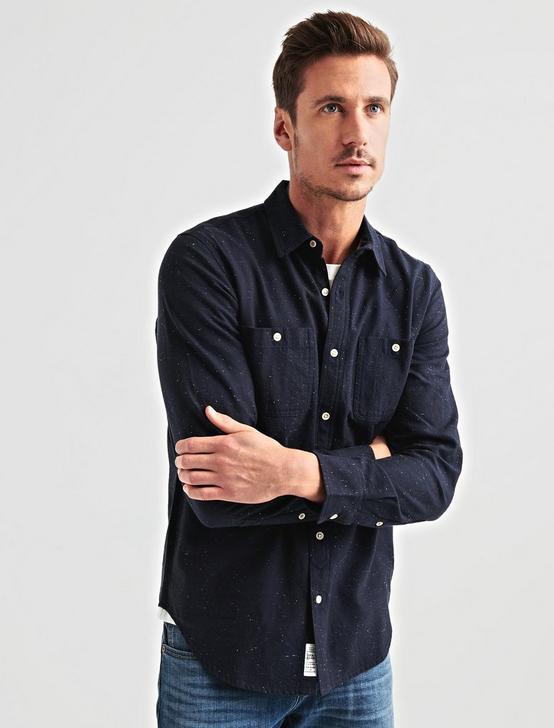 MASON WORKWEAR Shirt, #437 NAVY, productTileDesktop