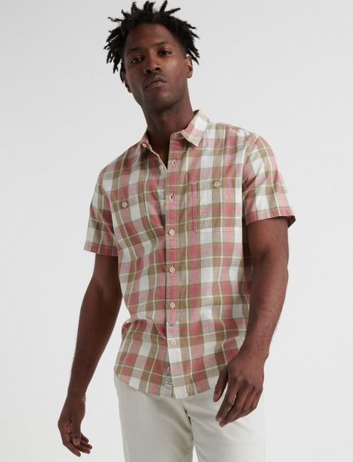MASON PLAID WORKWEAR SHIRT,