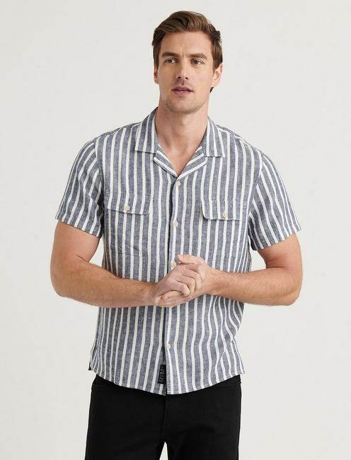AUTO SHORT SLEEVE SHIRT,