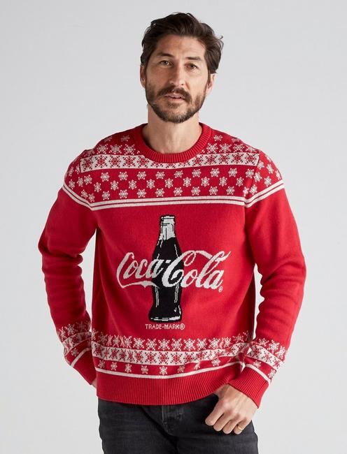 COCA-COLA NOVELTY CREW,