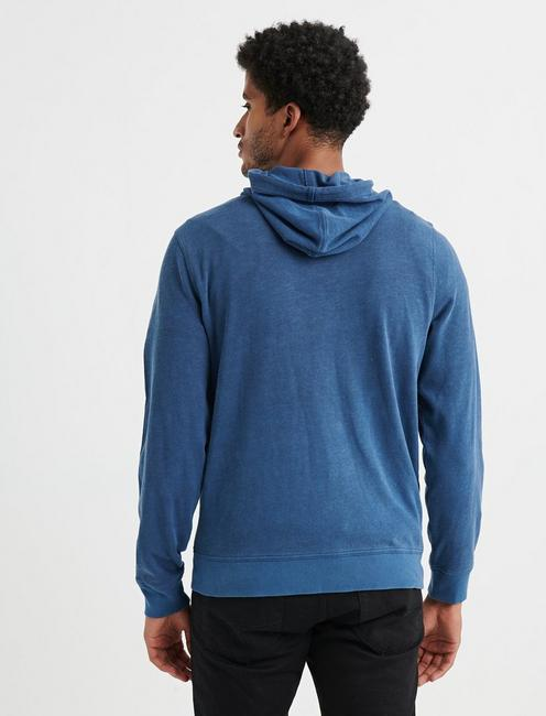 POPOVER HOODIE, ESTATE BLUE