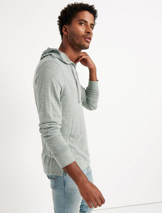 STRIPED HOODIE, MULTI, productTileDesktop