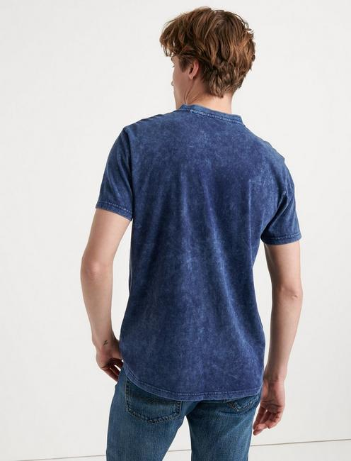 SUGAR MAGIC HENLEY, ESTATE BLUE