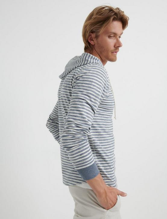 STRIPE POPOVER HOOD, MULTI, productTileDesktop
