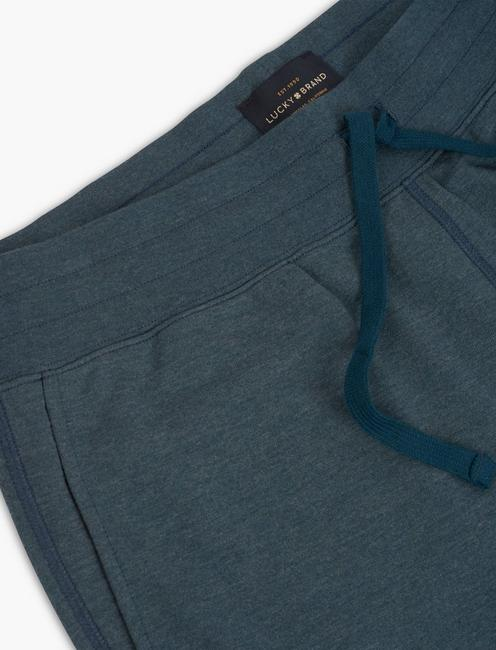 TRIBLEND FRENCH TERRY SHORTS, INK BLUE