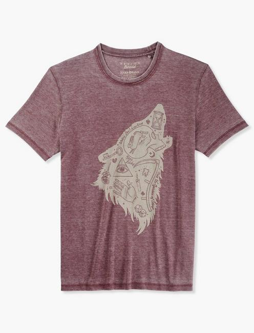 WOLF DREAMS TEE, PORT ROYALE