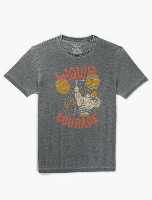 LIQUID COURAGE TEE,