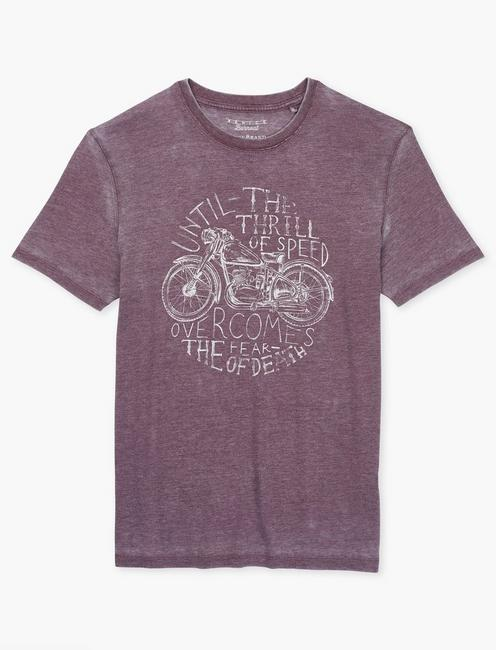 Thrill Of Speed Tee