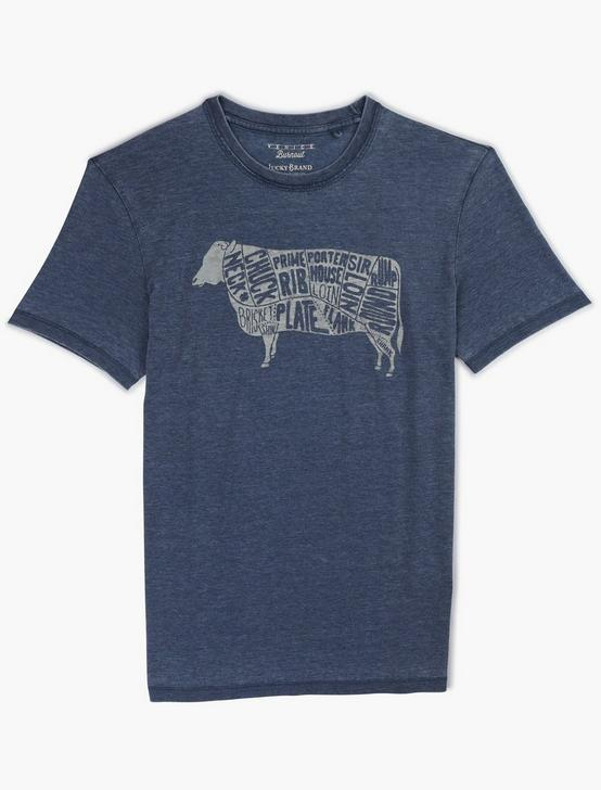 BEEF DIAGRAM TEE, AMERICAN NAVY, productTileDesktop