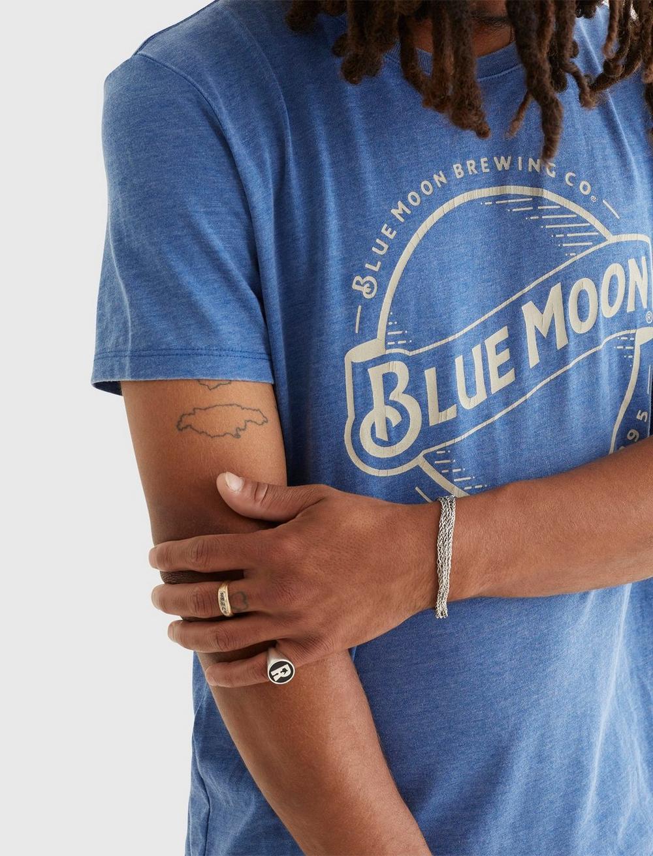 BLUE MOON TEE, image 6
