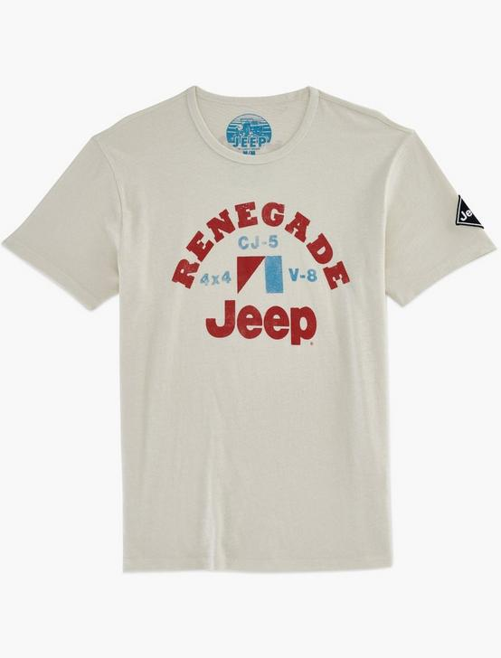 JEEP RENEGADE TEE, SILVER BIRCH, productTileDesktop