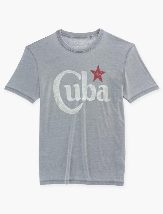 VISIT CUBA TEE
