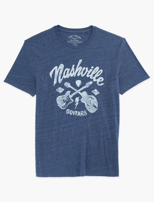 NASHVILLE GUITARS TEE,