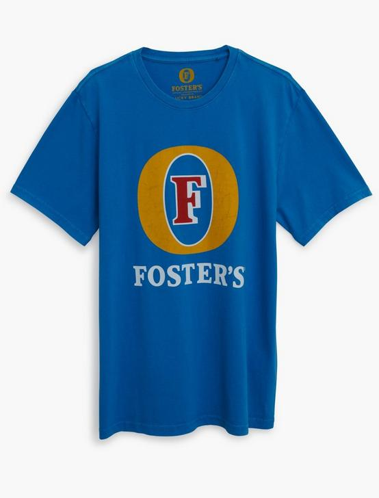 FOSTERS LAGER TEE, CLASSIC BLUE, productTileDesktop