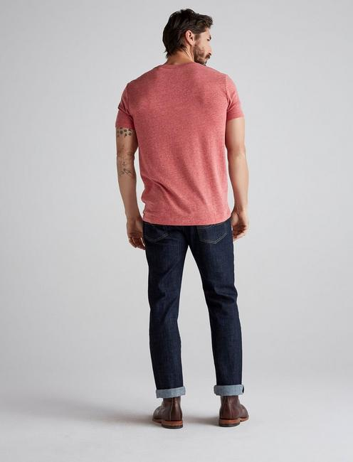 LOOK LIKE COCKTAILS TEE, POMPEIAN RED