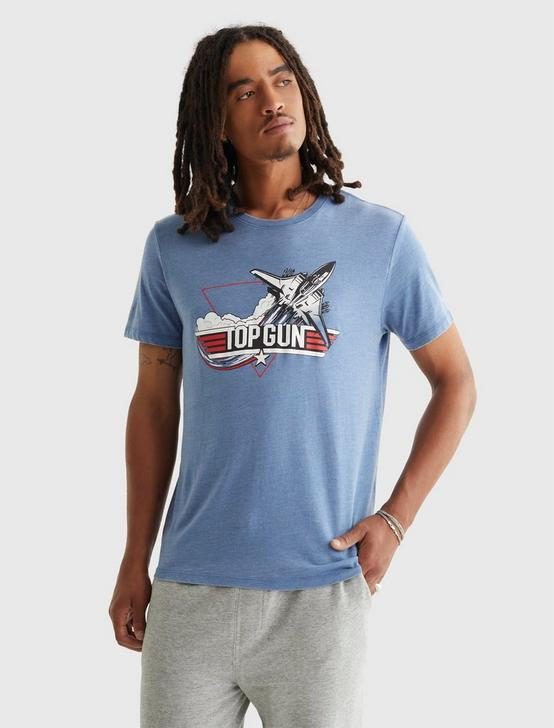 TOP GUN TEE, FEDERAL BLUE, productTileDesktop