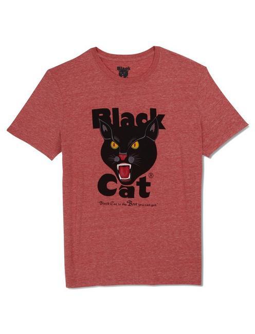 BLACK CAT TEE,