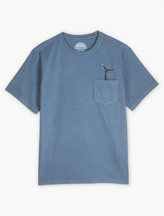 POCKET WHALE TEE, BLUESTONE, productTileDesktop