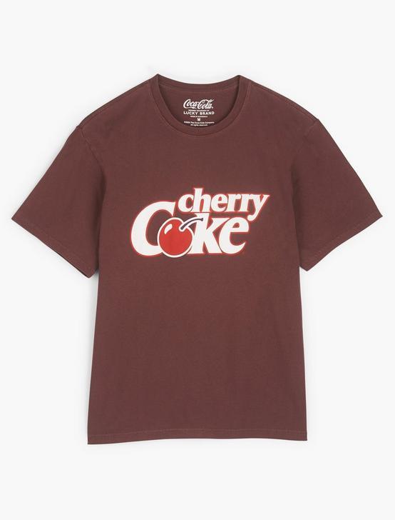CHERRY COKE TEE, #6728 CHOC. TRUFFLE, productTileDesktop