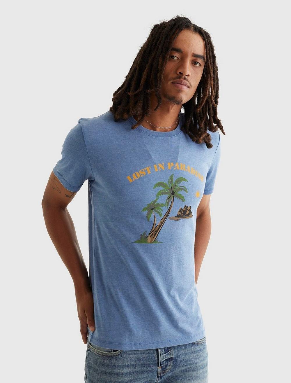 LOST IN PARADISE TEE, image 1