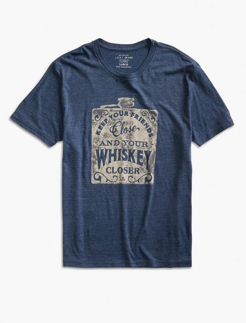 Lucky Whiskey Closer Tee