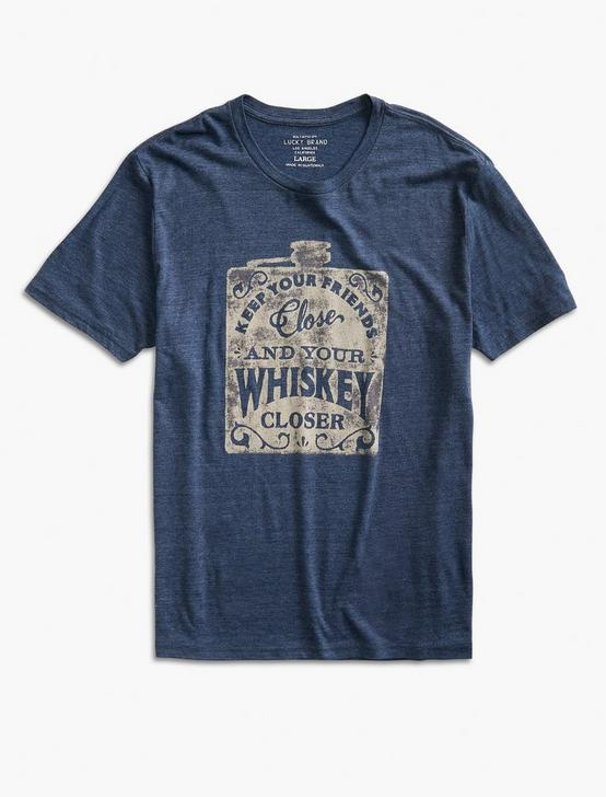 WHISKEY CLOSER TEE, AMERICAN NAVY, productTileDesktop