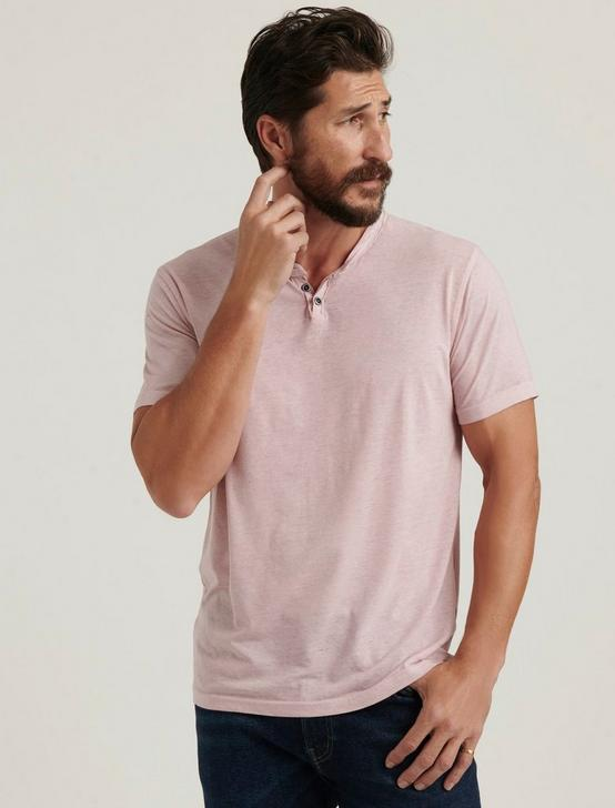 Venice Burnout Notch Neck Tee, ZEPHYR, productTileDesktop