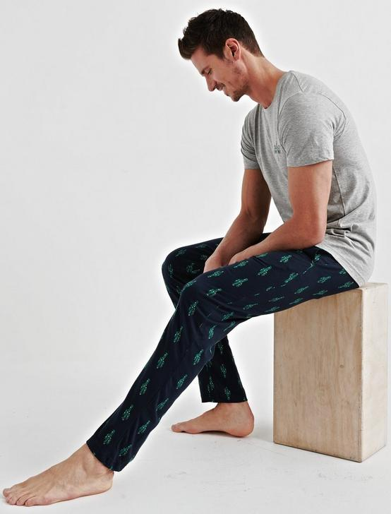 GIFT Short Sleeve JERSEY TEE & PRINTED PANT, MULTI, productTileDesktop