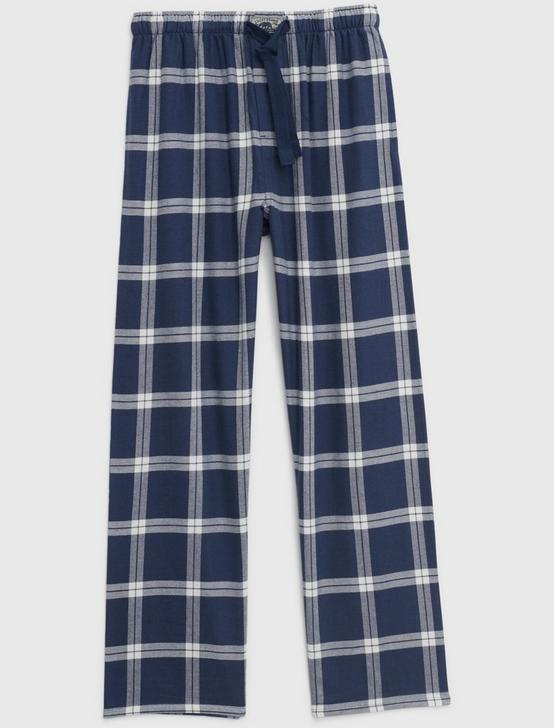 PLAID LOUNGE PANTS, MULTI, productTileDesktop