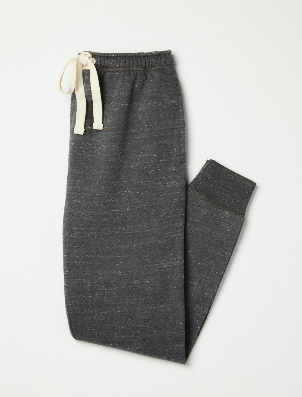 INJECTED BRUSHED FRENCH TERRY JOGGER SLEEP PANT, image 1