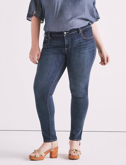 b78af49567a0 Plus Size Ginger Skinny Jean In Barrier | Lucky Brand