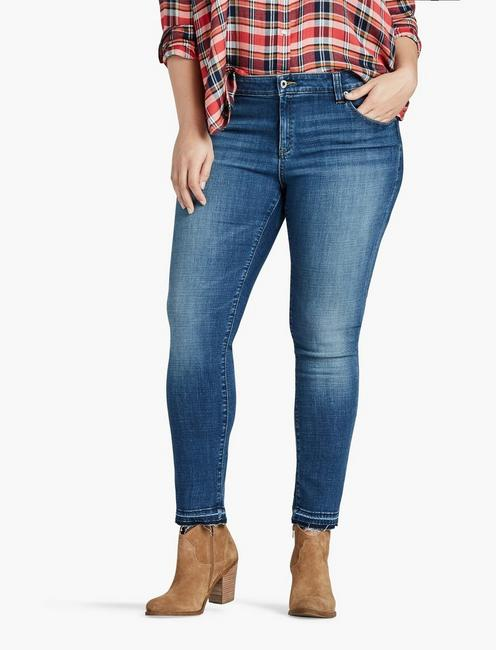 db2efe4c96c2 Plus Size Ginger Skinny Jean In Bliss | Lucky Brand