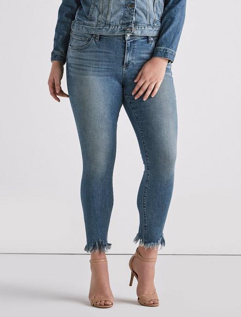 7e3c45bea07b Plus Size Ginger Skinny Jean In Thoreau | Lucky Brand