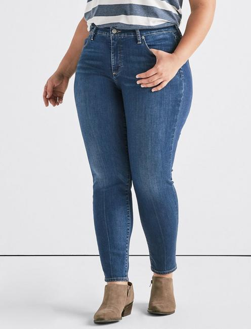 Lucky Plus Hayden High Rise Skinny Jean