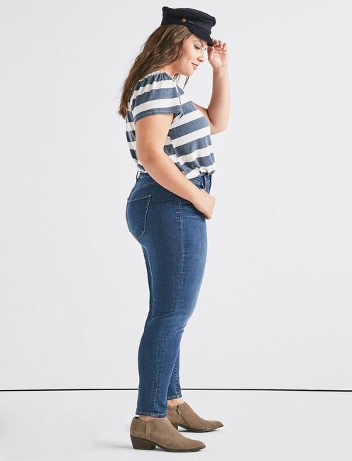 Plus Hayden High Rise Skinny Jean, FAROLITO-P