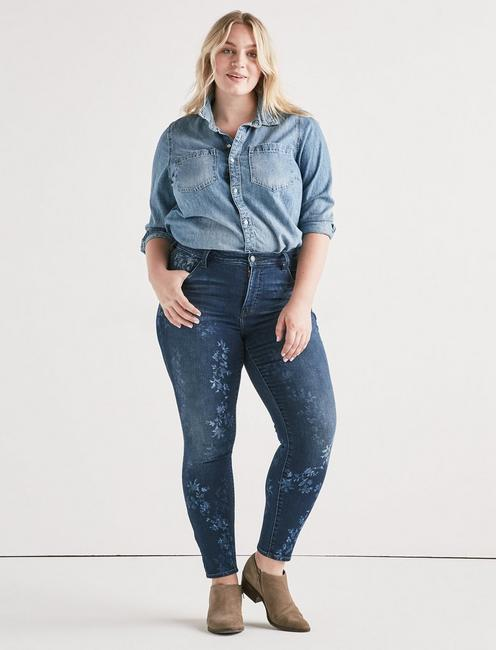b8119d654b21 Plus Size Christmas Outfits | Lucky Brand
