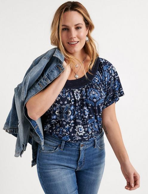 f642248d9 Plus Size Tops | Lucky Brand