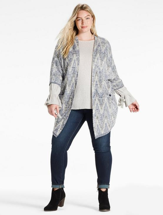 ASHLEY COCOON SWEATER, MULTI, productTileDesktop