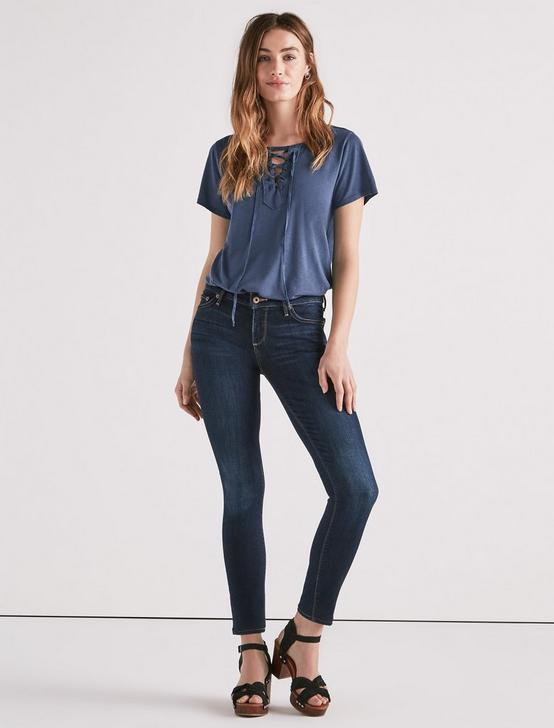 LOLITA SKINNY JEAN IN TWILIGHT BLUE, TWILIGHT BLUE, productTileDesktop