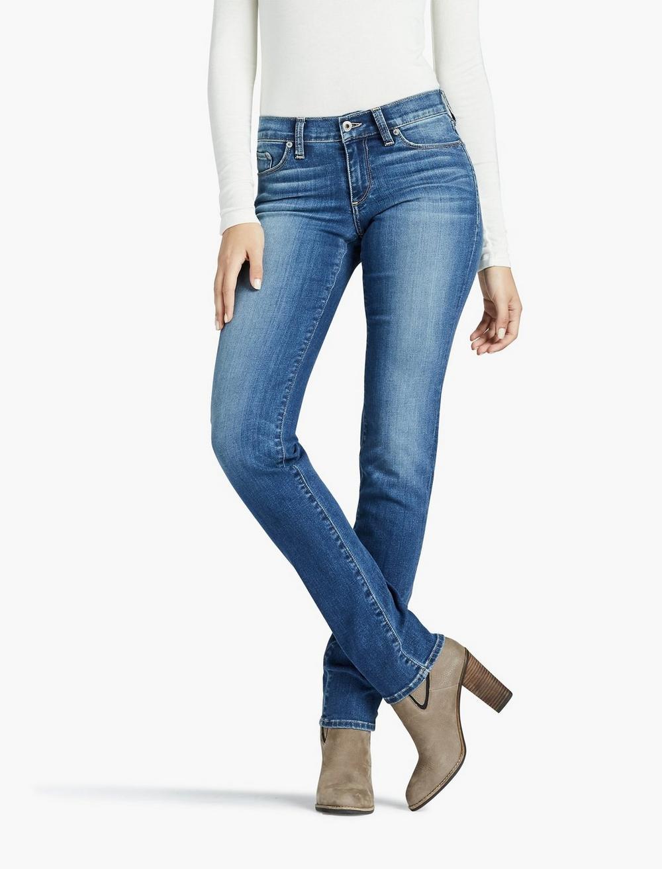 SWEET STRAIGHT LEG JEAN IN FAULTLESS, image 1