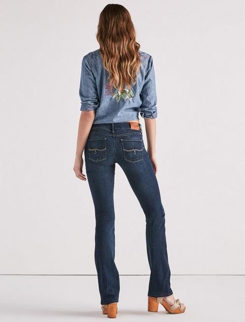 a816e3f9d Lolita Mid Rise Bootcut Jean In Sand Hill | Lucky Brand