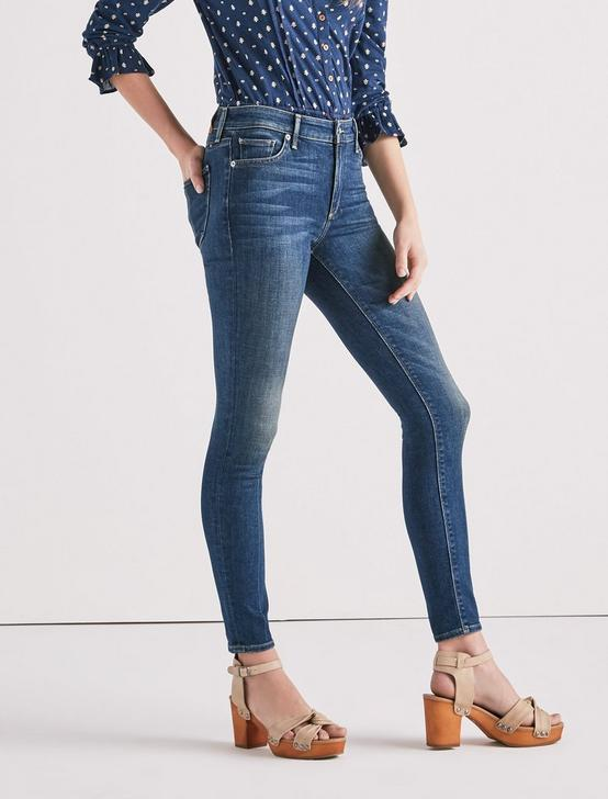 BRIDGETTE HIGH RISE SKINNY JEAN IN LEAGUE CITY, LEAGUE CITY, productTileDesktop