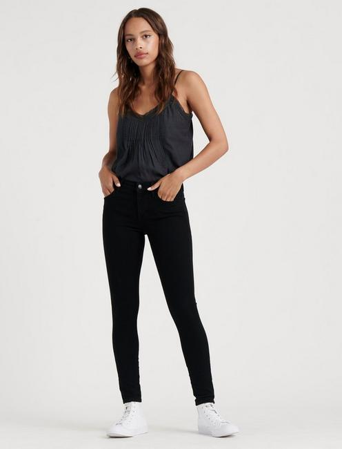 Lucky Mid Rise Ava Skinny
