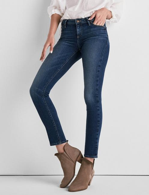 LOLITA MID RISE CROP JEAN IN CITRUS SPRINGS,