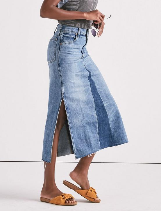 CUSTOMIZED DENIM SKIRT IN FAIRFIELD, FAIRFIELD, productTileDesktop