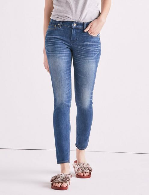 MADE IN L.A. LOLITA MID RISE SKINNY JEAN IN TAYLOR,