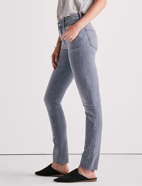 HAYDEN HIGH RISE SKINNY JEAN IN JUNE GLOOM,