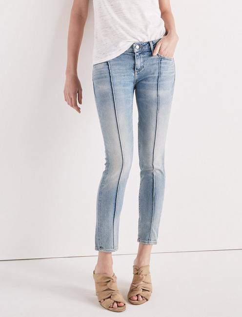 Lolita Skinny Jean With Pintuck,