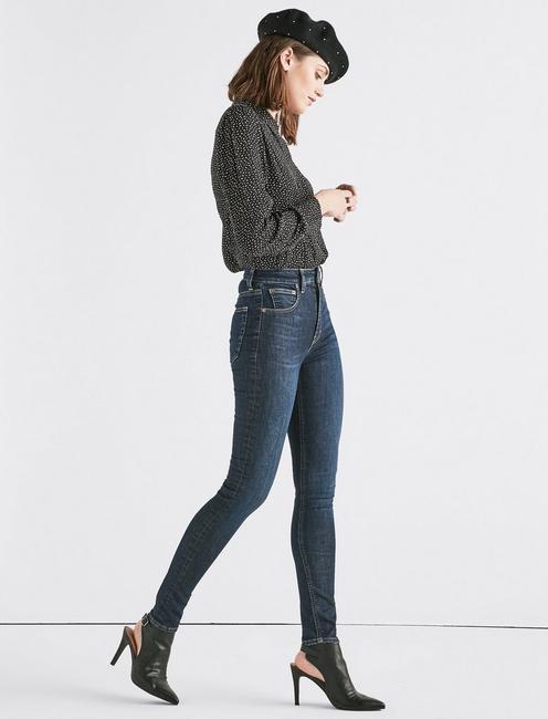 Bella High Rise Skinny Jean, INDIGO LANE