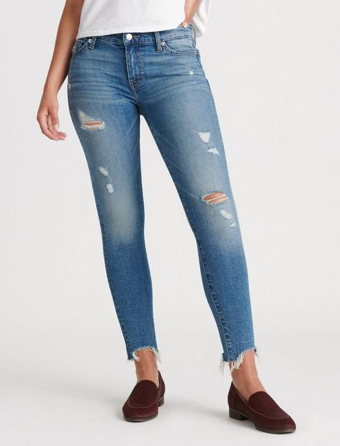 Ava Mid Rise Skinny Jean, VIA ALCALDE